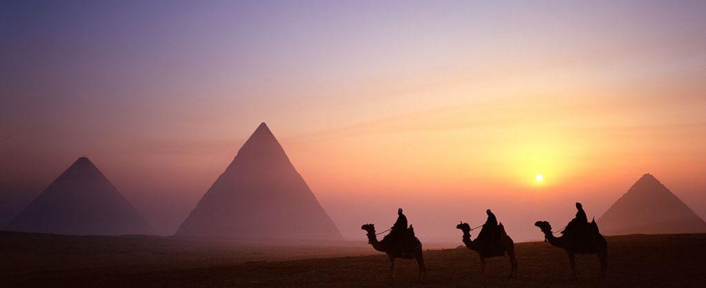 Wisata ke Mesir